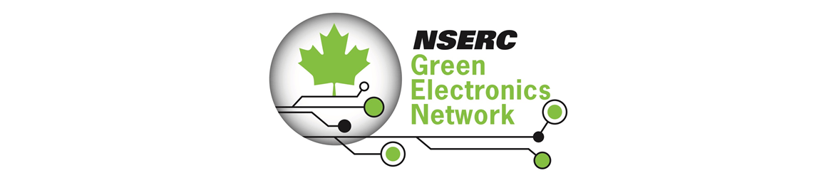 Logo NSERC - GreEN Electronics Network